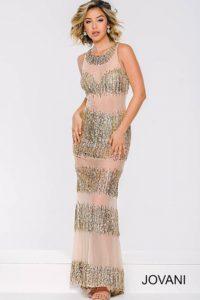 Plesové šaty Jovani 23453