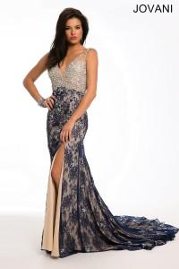 Plesové  šaty  skladem Jovani 23540