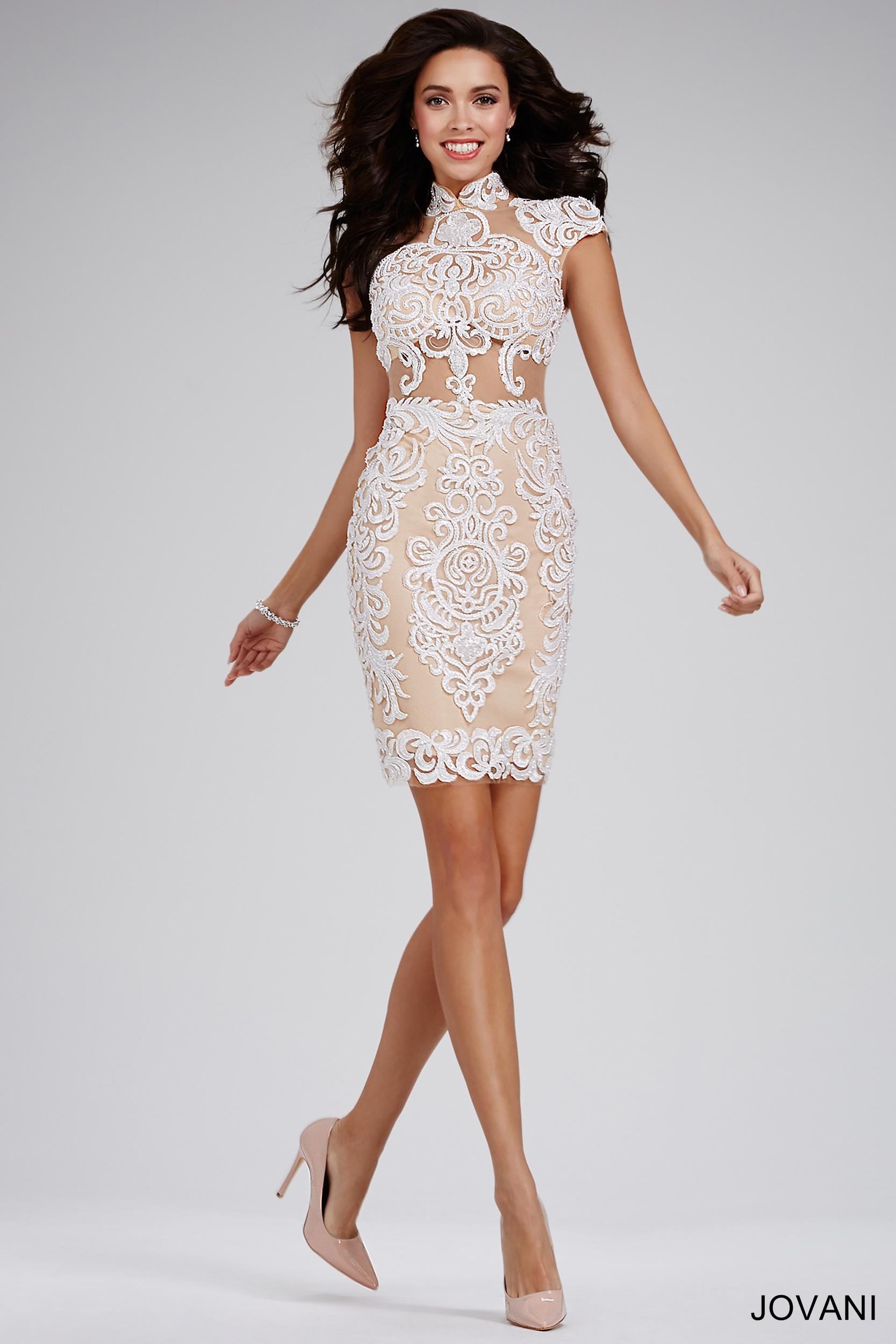 Koktejlové šaty Jovani 24660  e20f1db2af7