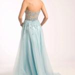 Luxusní šaty Jovani 25655 foto 2