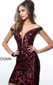 Koktejlové šaty Jovani 2666