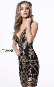 Koktejlové šaty Jovani 2667