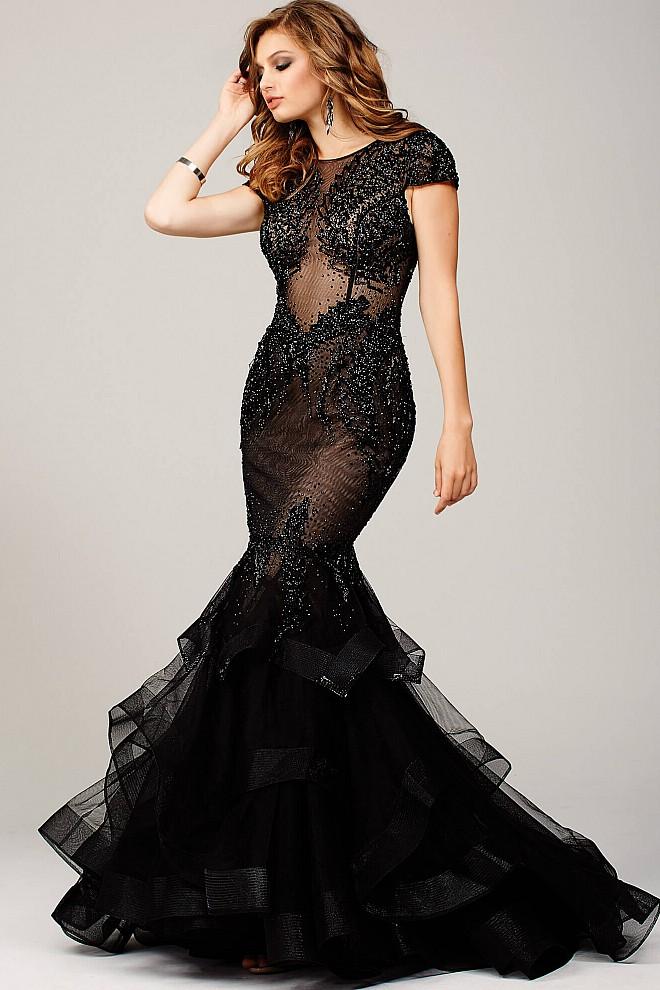 Plesové šaty Jovani 26947