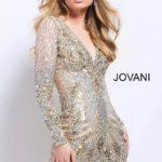 Koktejlové šaty Jovani 27205 foto 1