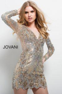 Koktejlové šaty Jovani 27205
