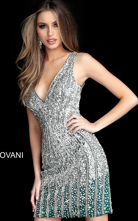 Koktejlové šaty Jovani 2804