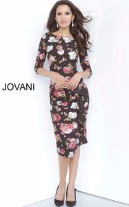 Koktejlové šaty Jovani 2915
