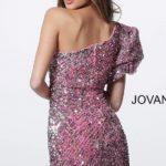 Koktejlové šaty Jovani 2921 foto 2