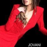 Koktejlové šaty Jovani 3049 foto 3