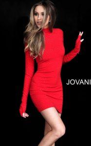 Koktejlové šaty Jovani 3049