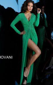 Plesové šaty Jovani 3058