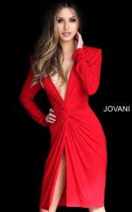 Koktejlové šaty Jovani 3059