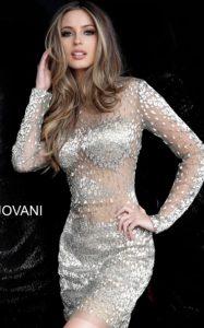 Koktejlové šaty Jovani 3148