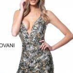Koktejlové šaty Jovani 3151 foto 2