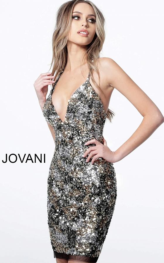 Koktejlové šaty Jovani 3151