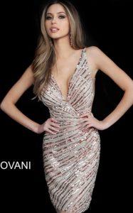 Koktejlové šaty Jovani 3195