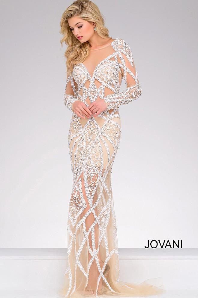 Luxusní šaty Jovani 32202
