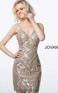 Koktejlové šaty Jovani 3233