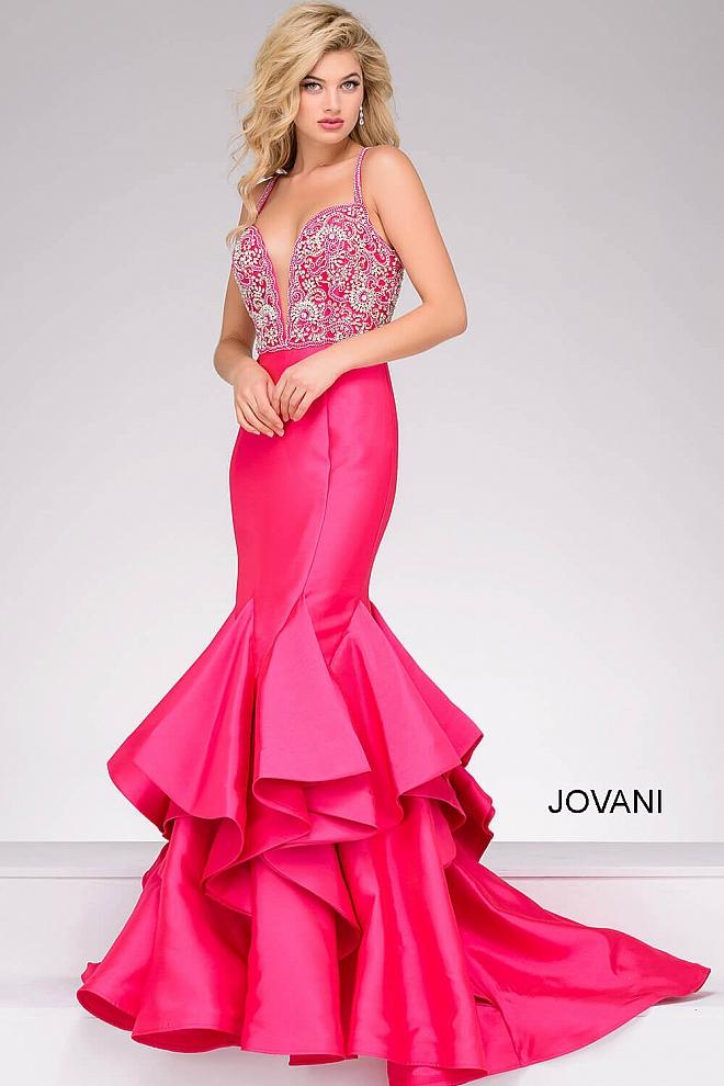 Luxusní šaty Jovani 32355