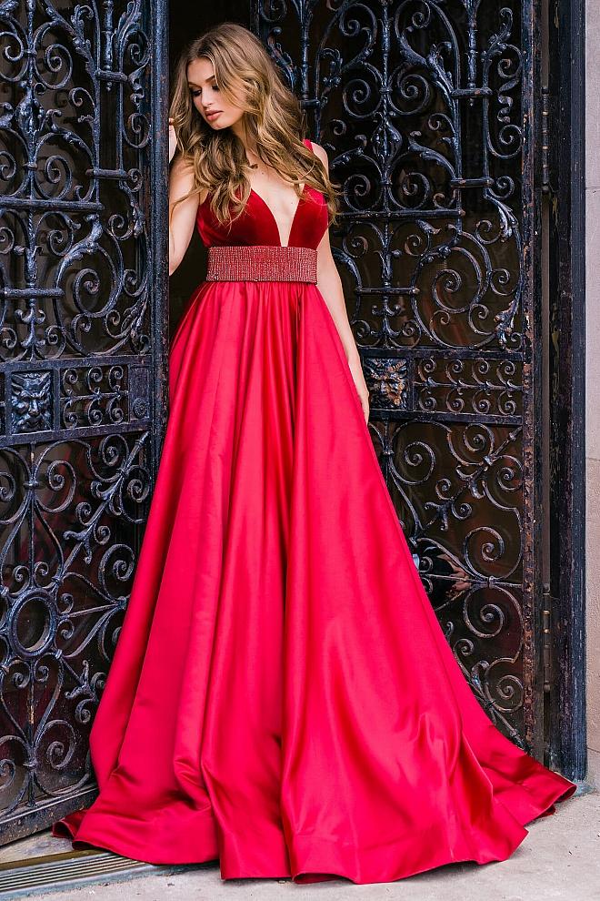 Luxusní šaty Jovani 33337