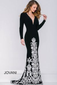Plesové šaty Jovani 33647