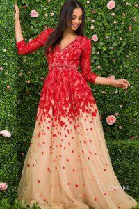Luxusní šaty Jovani 33777