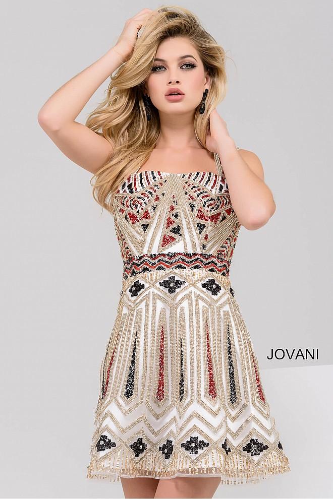 Koktejlové šaty Jovani 33961