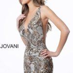 Koktejlové šaty Jovani 3414 foto 1