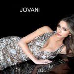 Koktejlové šaty Jovani 3414 foto 3