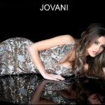 Koktejlové šaty Jovani 3414 foto 4