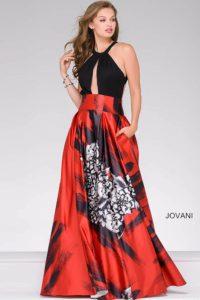 Plesové  šaty  skladem Jovani 36562