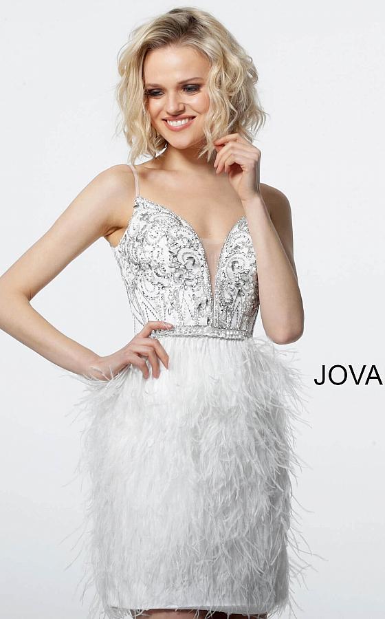 Koktejlové šaty Jovani 3659