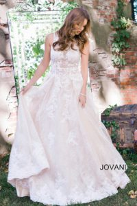 Svatební šaty Jovani 37504