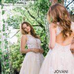 Svatební šaty Jovani 37504 foto 1