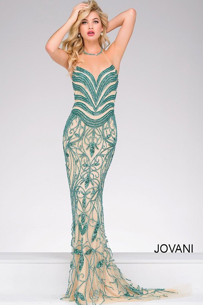 Luxusní šaty Jovani 37583