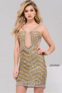 Koktejlové šaty Jovani 37820