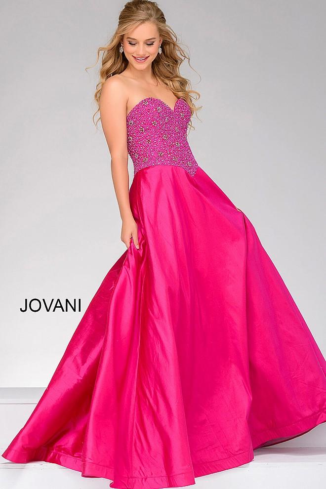 Plesové šaty Jovani 38678