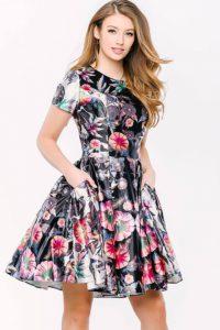 Koktejlové  šaty  skladem Jovani 39279