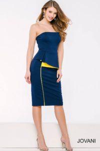 Koktejlové šaty Jovani 39380