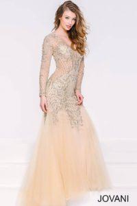 Plesové šaty Jovani 39415