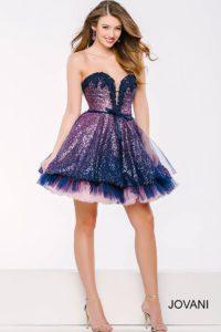 Maturitní šaty Jovani 39524