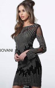 Koktejlové šaty Jovani 3964