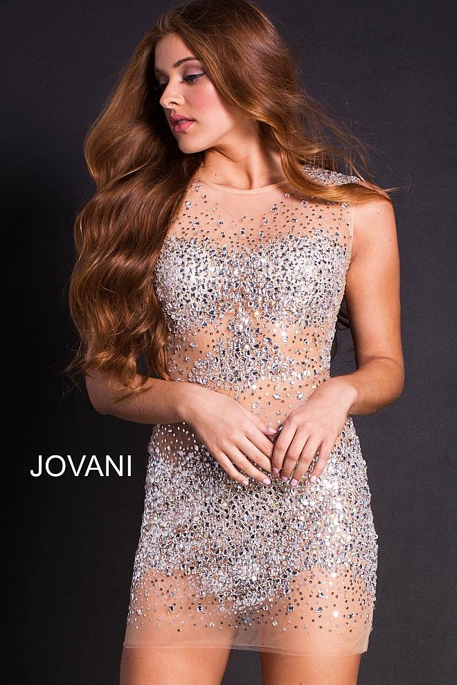 Koktejlové šaty Jovani 39825