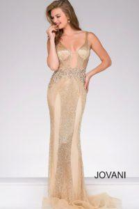 Luxusní šaty Jovani 40061