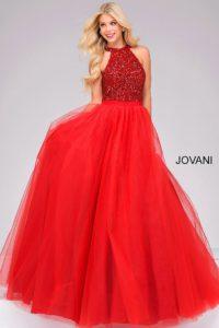Plesové  šaty  skladem Jovani 40438