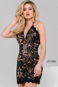 Koktejlové šaty Jovani 40585