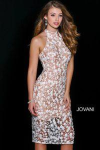 Koktejlové šaty Jovani 40611