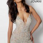 Koktejlové šaty Jovani 40928 foto 3