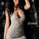 Koktejlové šaty Jovani 40928 foto 2