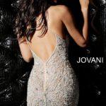 Koktejlové šaty Jovani 40928 foto 1